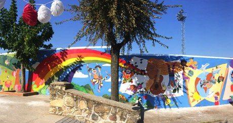 EDUCART || El uso de pintura mural en procesos educativos