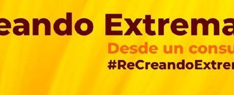 """Encuentros """"ReCreando Extremadura desde un Consumo Mejor""""."""