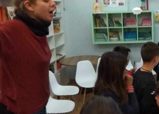 Intervención educativa en la mancomunidad de Río Bodión para erradicar la violencia machista