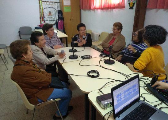 Objetiv@ CAMbiamos. Las mayores toman los micros de Objetiv@ Radio.
