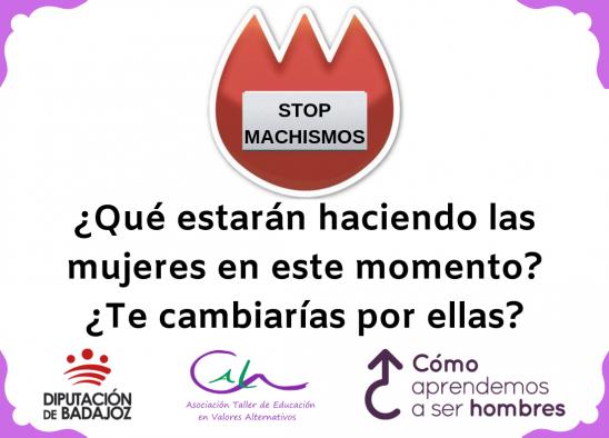 Campaña en bares #StopMachismos