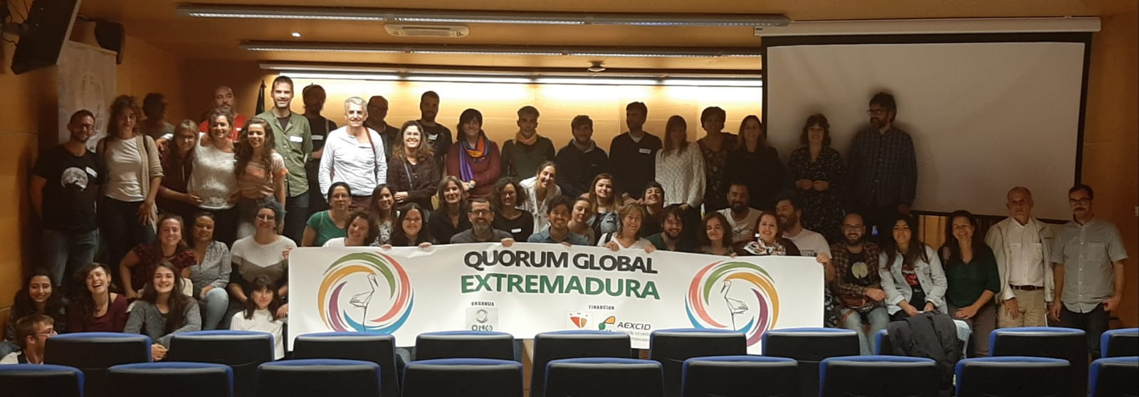CRÓNICAS DE QUORUM GLOBAL EXTREMADURA