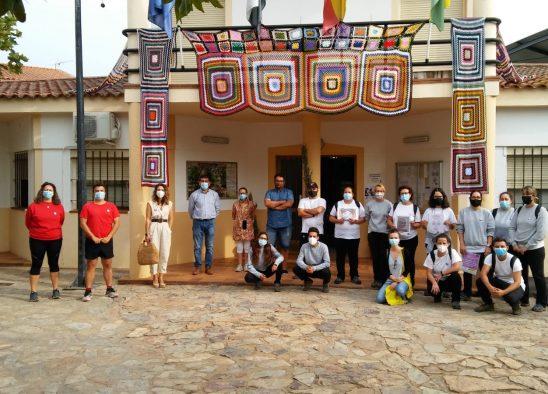 «CODO CON CODO» contra las Violencias machistas en La Codosera