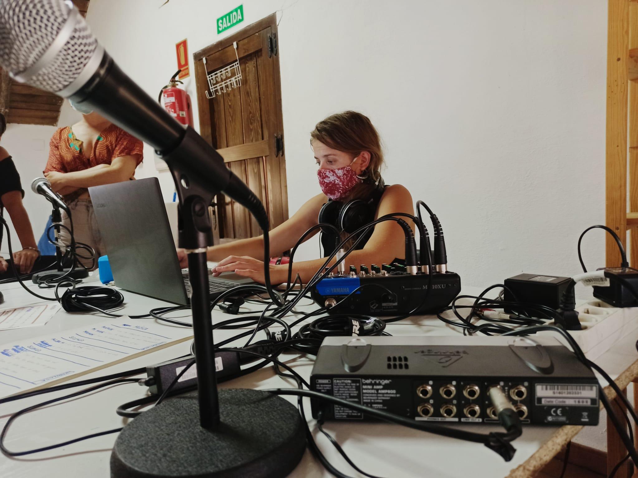 La radio contra el racismo y la discriminación