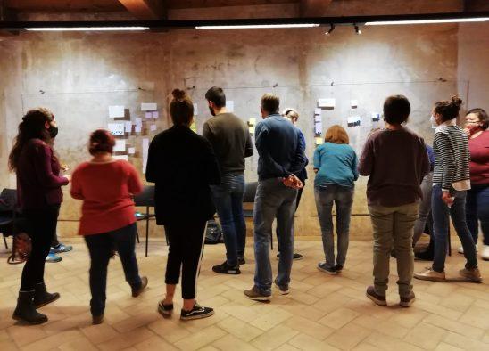 LA EDUCOMUNICACIÓN TRANSFORMADORA VIAJA A NAVARRA CON SU COORDINADORA DE ONGD