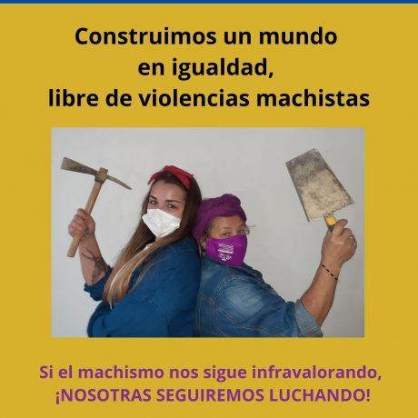 Herramientas Contra Las Violencias Machistas