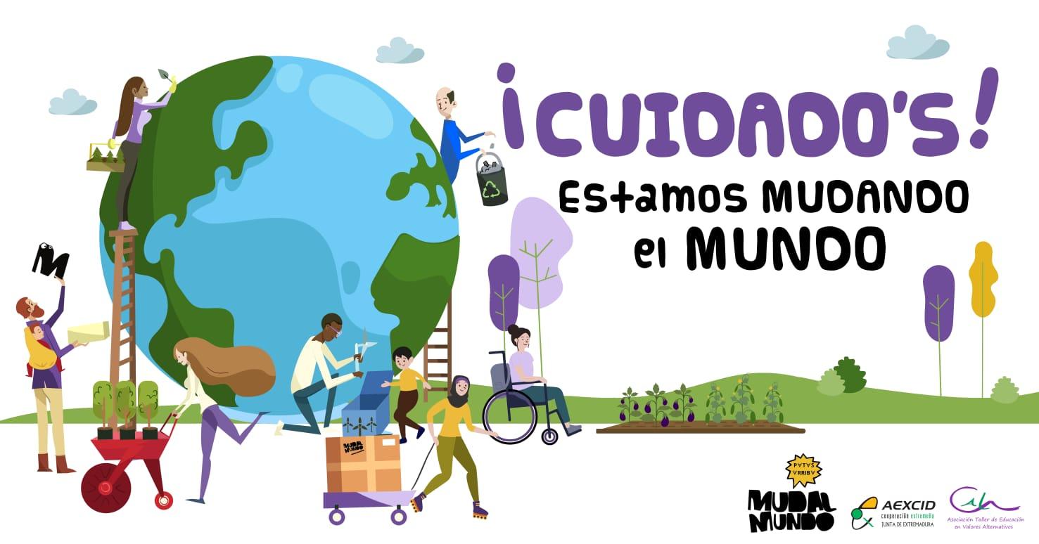 """""""MUJERES EN EL CENTRO…  que sostienen la VIDA"""""""
