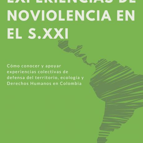 ENCUENTRO-FORMACIÓN INTERNACIONAL PARA JÓVENES: EXPERIENCIAS DE NOVIOLENCIA EN EL S.XXI