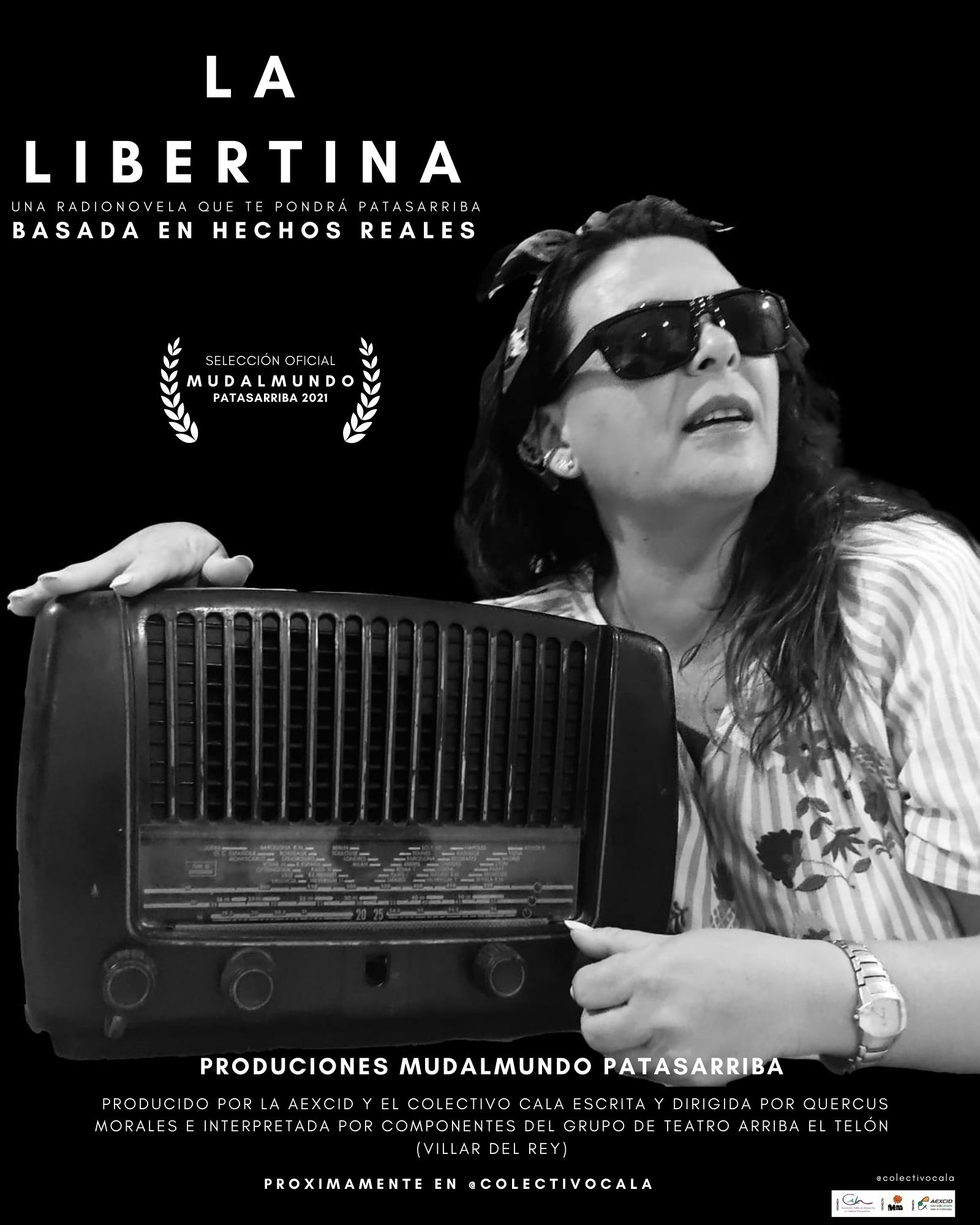 LA LIBERTINA _ una radionovela que te pondrá PatasArriba